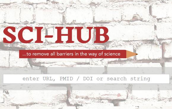 Pirátský server Sci-Hub obsahuje 69 % vědeckých článků z celého světa