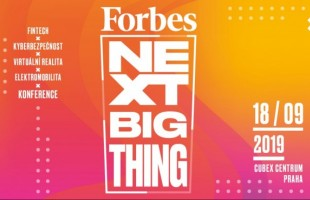 Forbes NEXT Big Thing 2019
