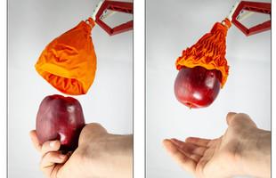 Origami robotická ruka je jako něžná a silná květina