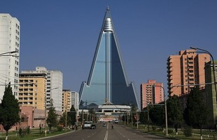 Rakety a prosperita. Severokorejská ekonomika má za sebou prudký vzestup