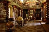 V Česku je největší hustota knihoven na světě a v Klementinu i ta nejkrásnější