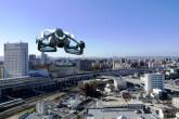 Japonsko se nevzdává létajících aut. Budou létat pomocí autopilota